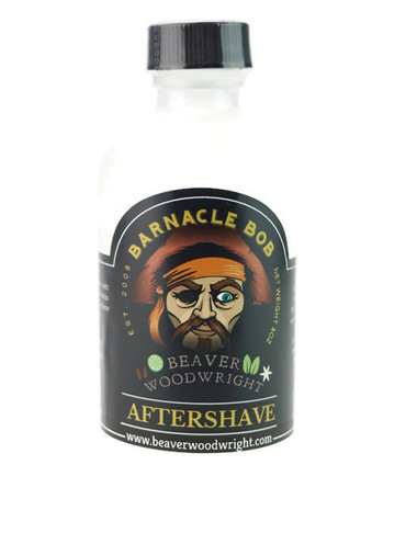 Black Ship Grooming - Barnacle Bob - Aftershave image