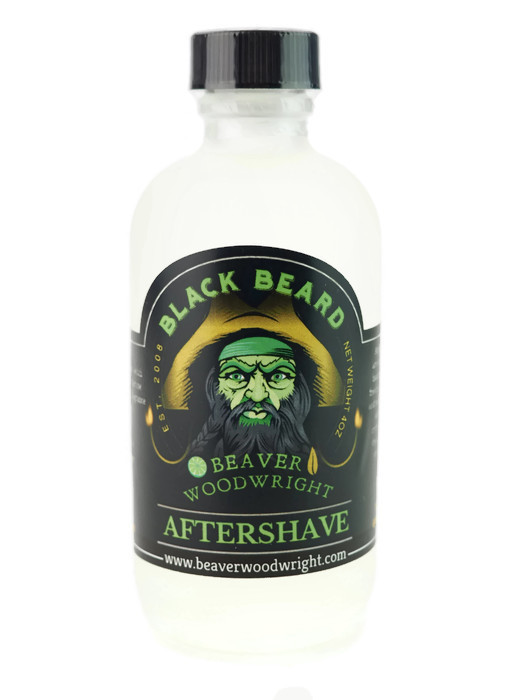 Black Ship Grooming - Black Beard - Aftershave image