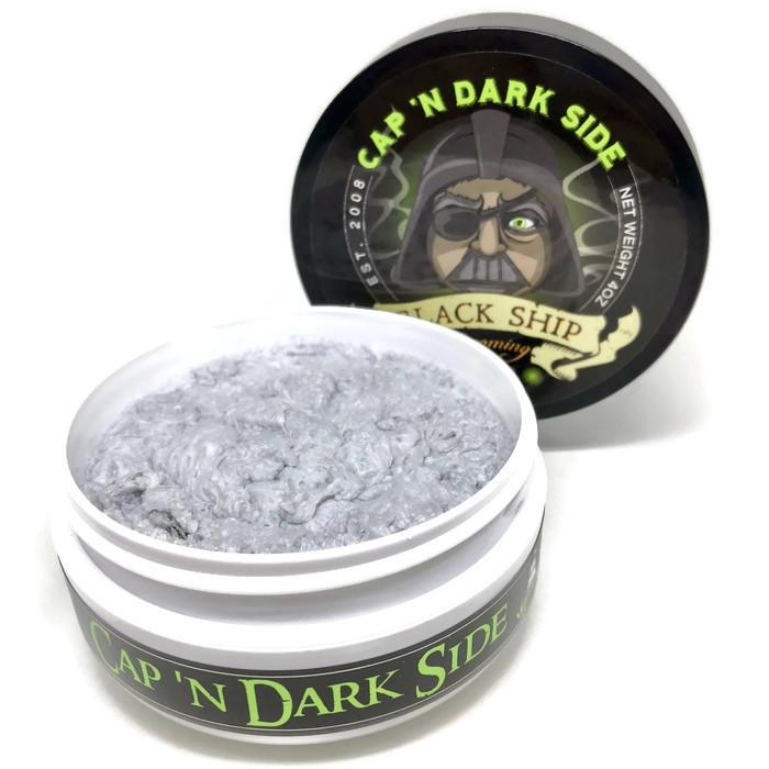 Black Ship Grooming - Cap'n Darkside - Soap (Vegan) image