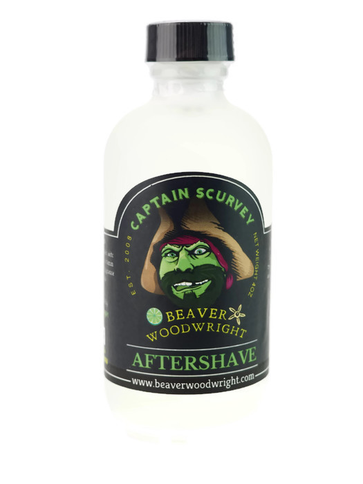 Black Ship Grooming - Captain Scurvy - Aftershave image