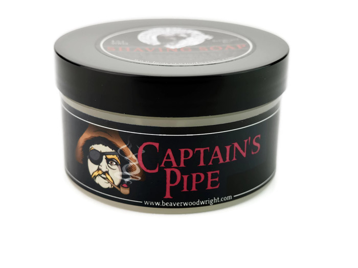 Black Ship Grooming - Captain's Pipe - Soap image