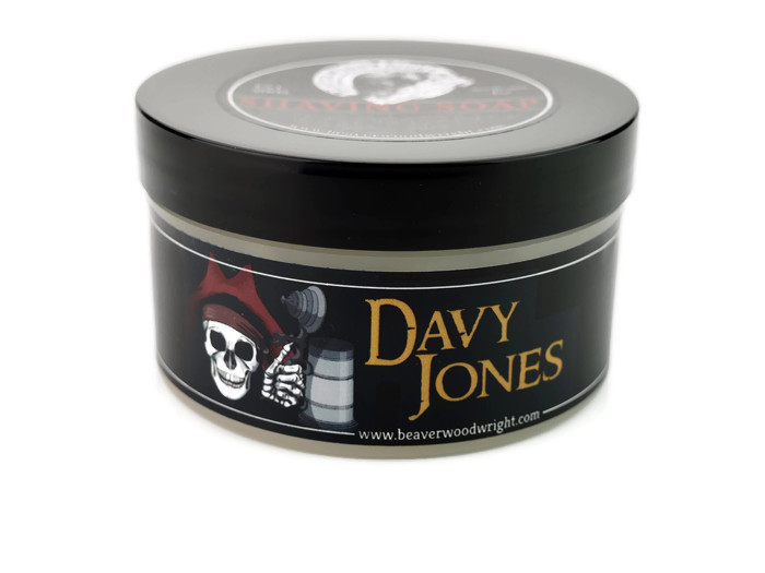 Black Ship Grooming - Davy Jones - Soap image