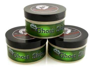 Black Ship Grooming - Ghost Ship - Soap image