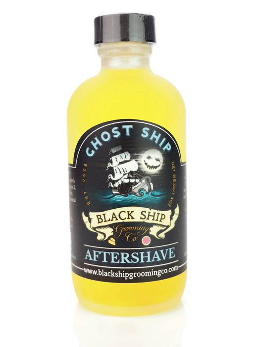Black Ship Grooming - Ghost Ship - Aftershave image