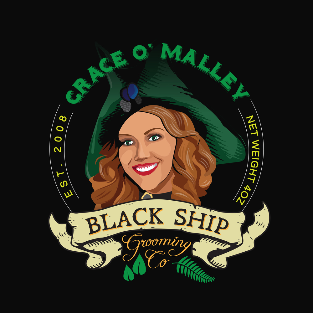 Black Ship Grooming - Grace O' Malley - Soap image