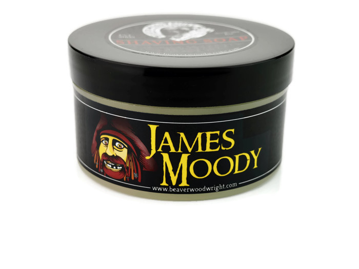 Black Ship Grooming - James Moody - Soap image