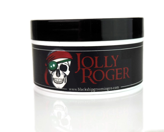 Black Ship Grooming - Jolly Roger - Soap image