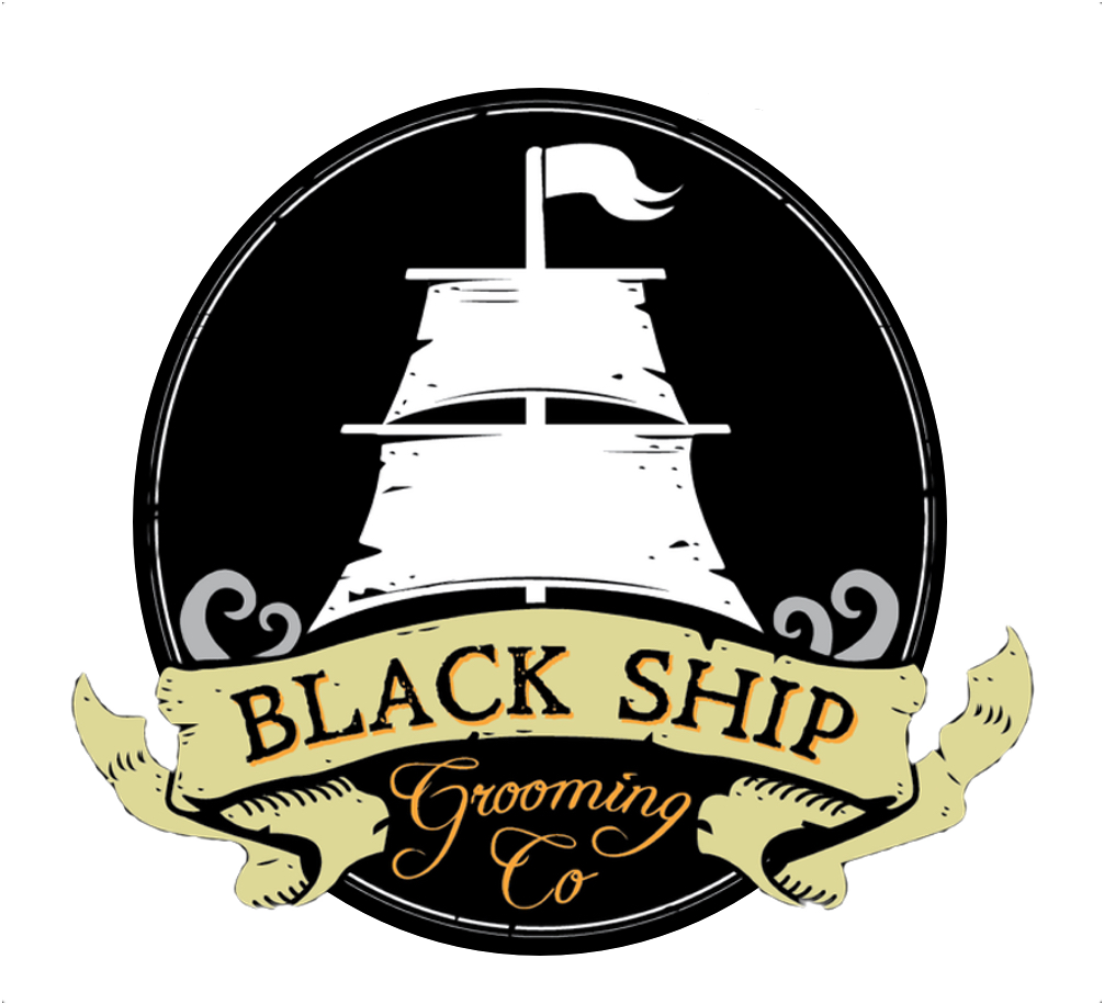 Black Ship Grooming logo