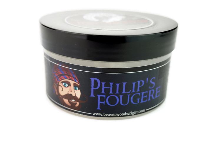 Black Ship Grooming - Philip's Fougere - Soap image