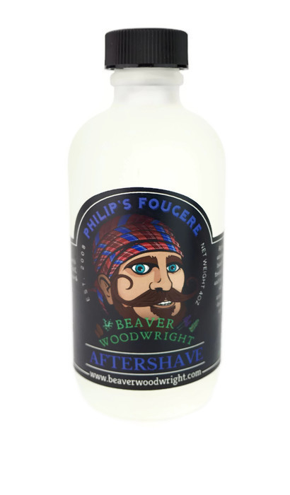 Black Ship Grooming - Philip's Fougere - Aftershave image