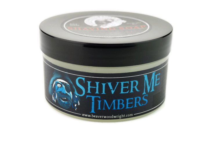 Black Ship Grooming - Shiver Me Timbers - Soap image