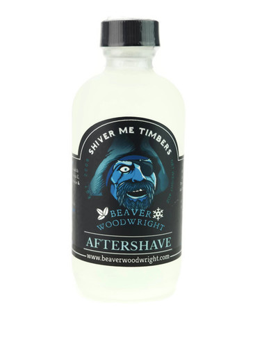 Black Ship Grooming - Shiver Me Timbers - Aftershave image