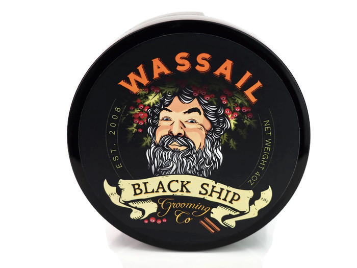 Black Ship Grooming - Wassail - Soap image