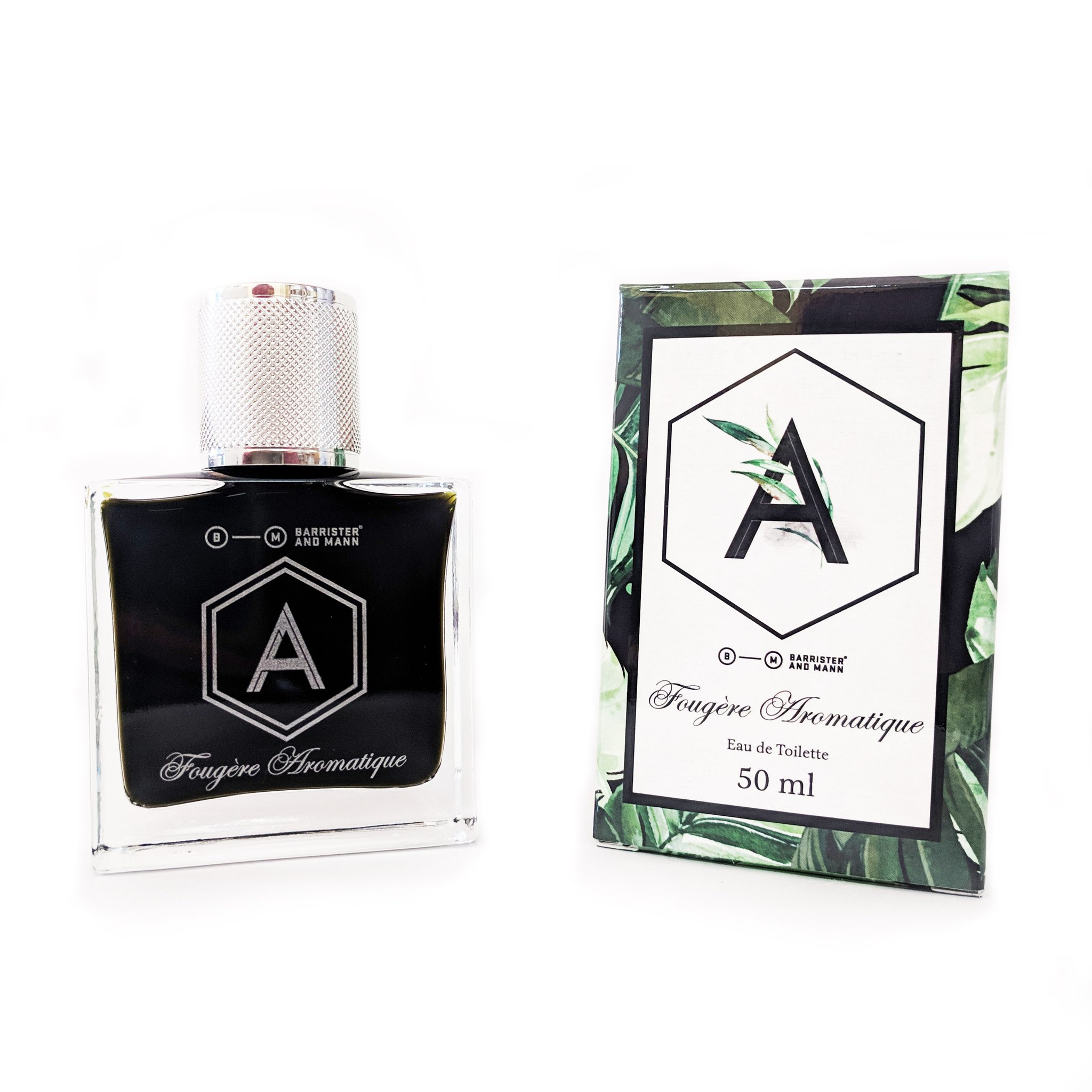 Barrister and Mann - Fougère Aromatique - Eau de Toilette image