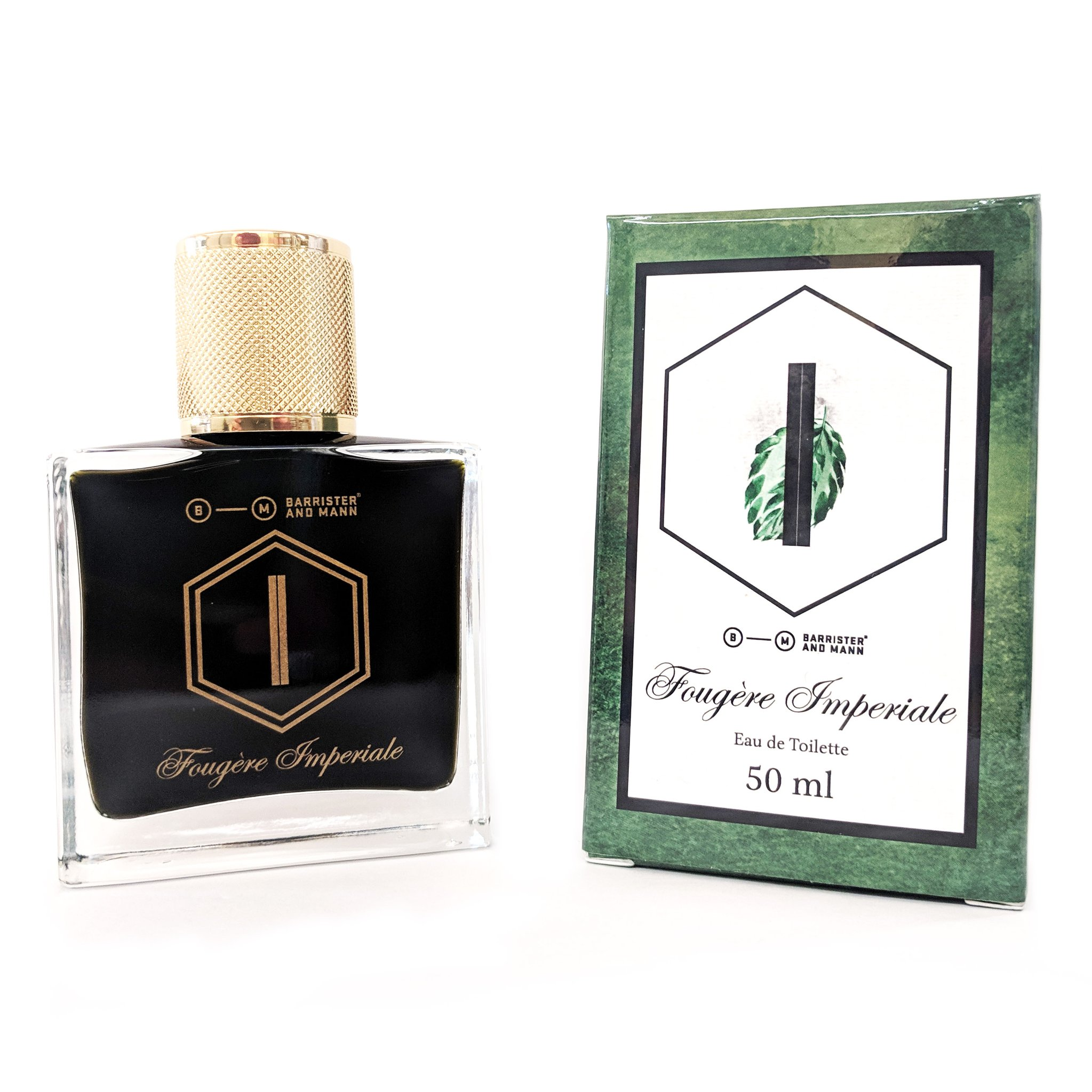 Barrister and Mann - Fougère Imperiale - Eau de Toilette image