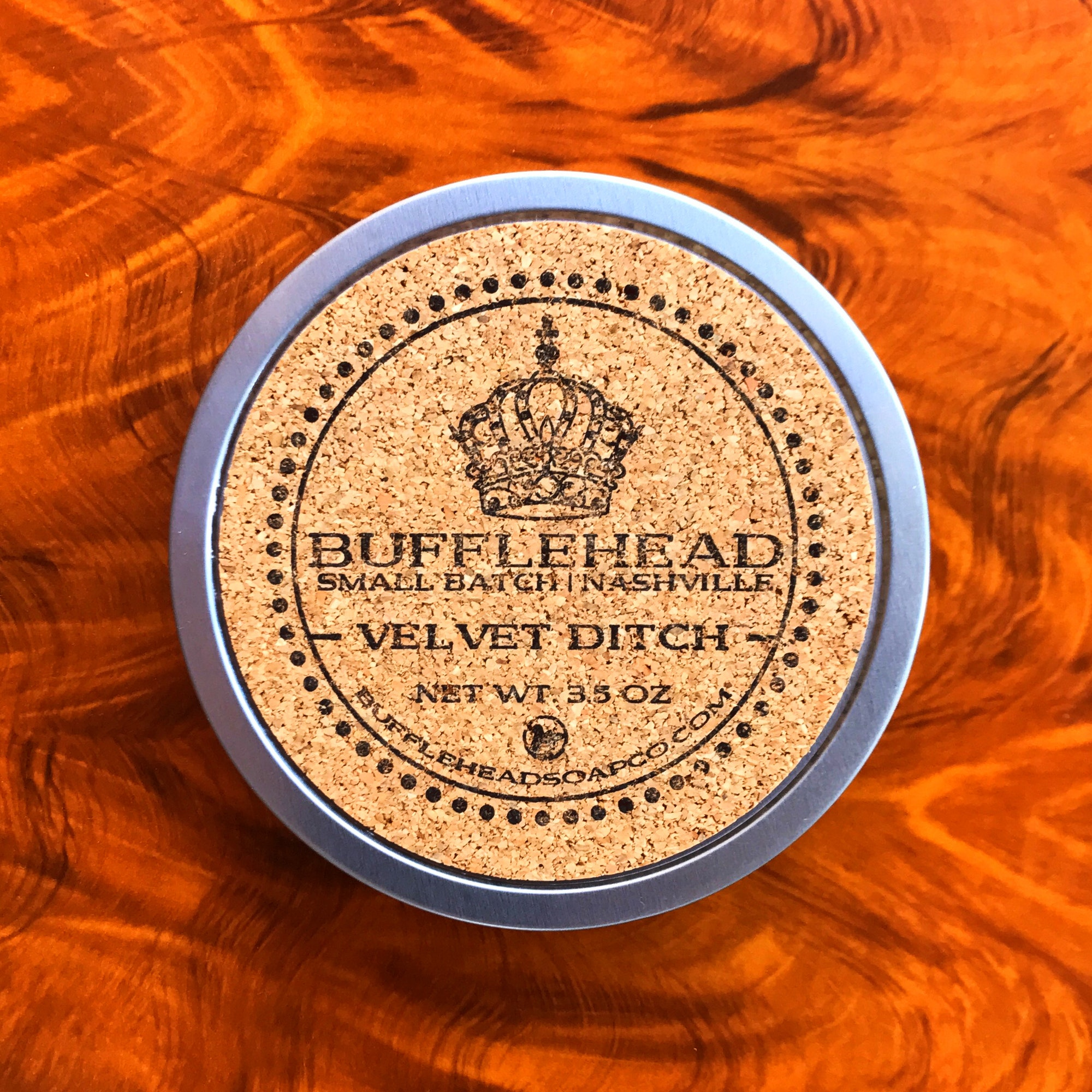 Bufflehead Soap Co. - Velvet Ditch - Soap image