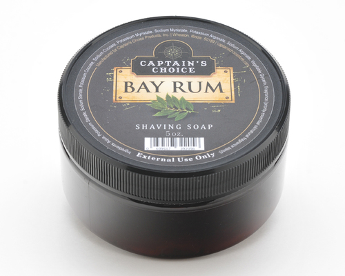 Captain's Choice - Bay Rum - Soap image