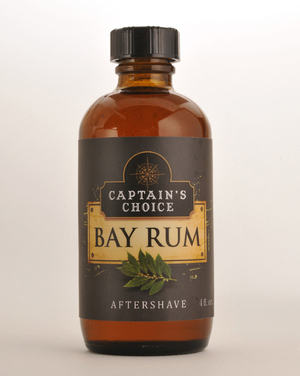 Captain's Choice - Bay Rum - Aftershave image