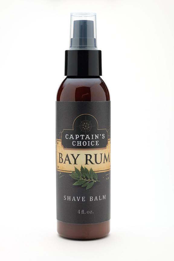 Captain's Choice - Bay Rum - Balm image