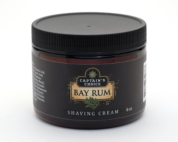 Captain's Choice - Bay Rum - Cream image