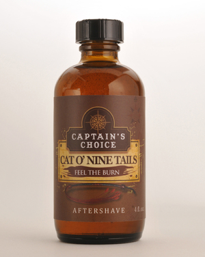 Captain's Choice - Cat O' Nine Tails - Aftershave image