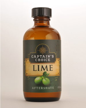 Captain's Choice - Lime - Aftershave image