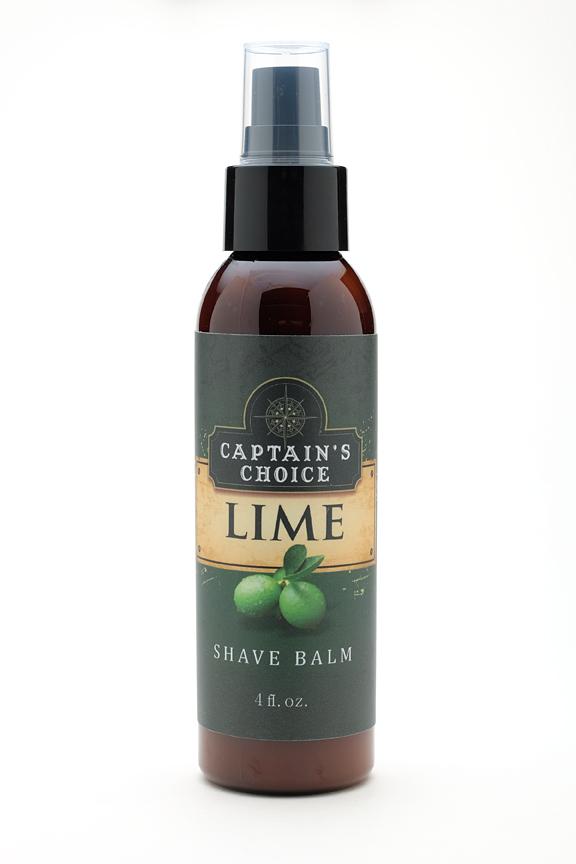 Captain's Choice - Lime - Balm image