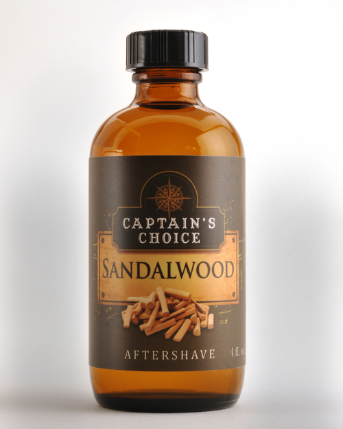Captain's Choice - Sandalwood - Aftershave image