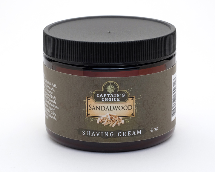 Captain's Choice - Sandalwood - Cream image