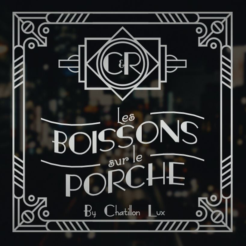 Carnavis & Richardson/Chatillon Lux - Les Boissons sur le Porche - Aftershave image