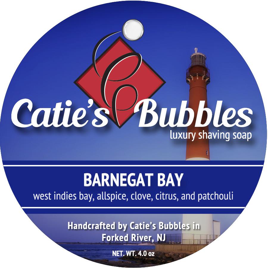 Catie's Bubbles - Barnegat Bay - Soap image