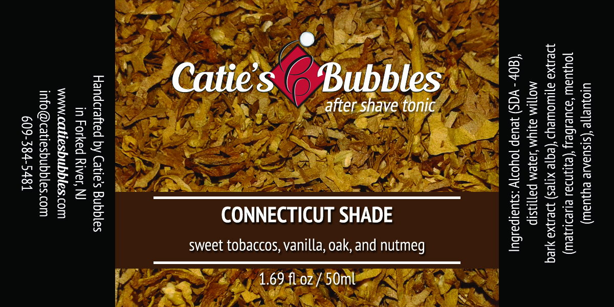 Catie's Bubbles - Connecticut Shade - Aftershave image
