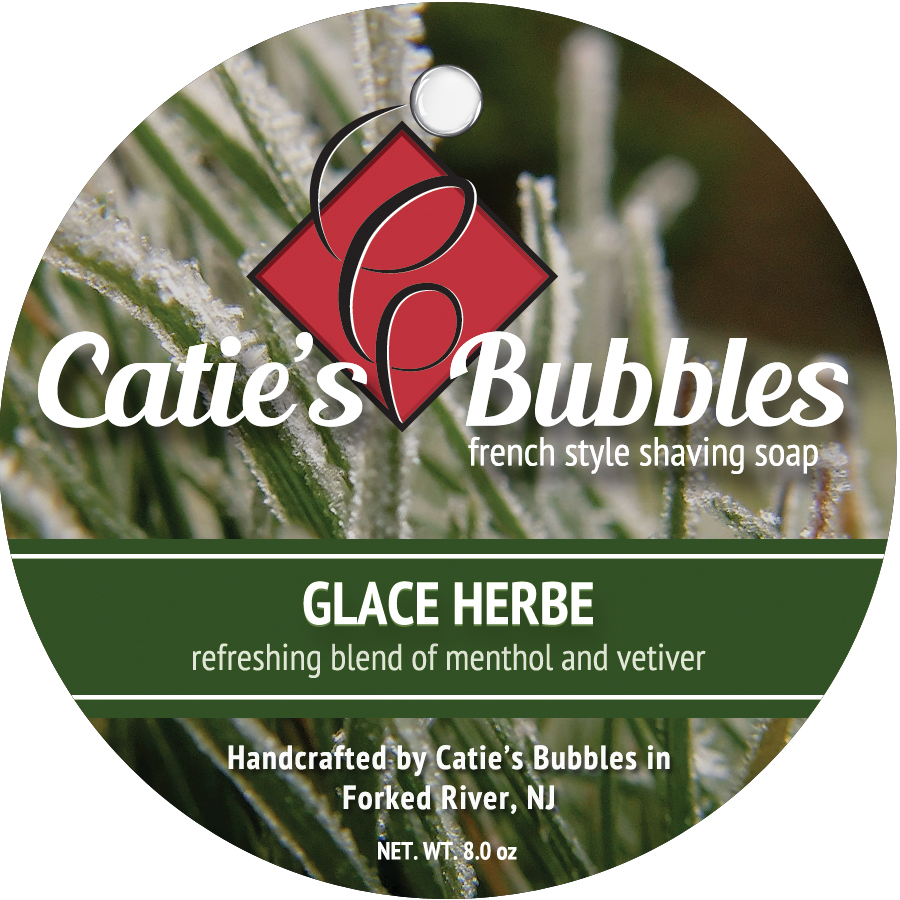 Catie's Bubbles - Glace Herbe - Soap image