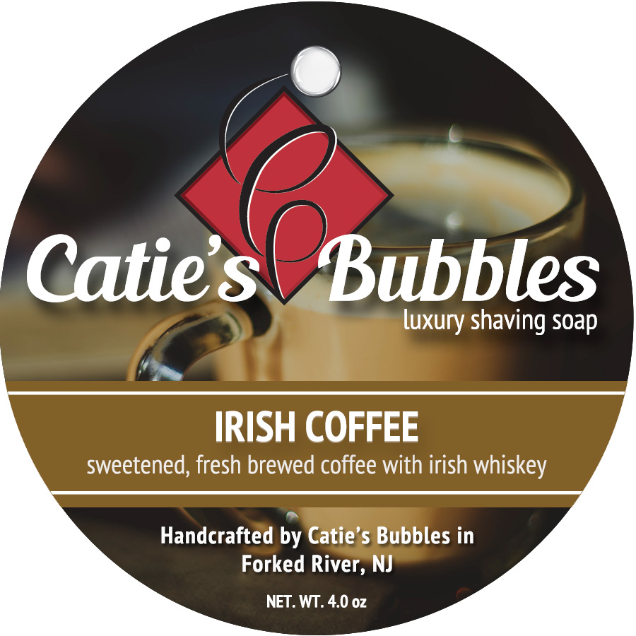 Catie's Bubbles - Irish Coffee - Soap image