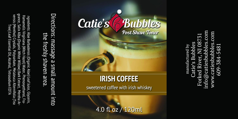 Catie's Bubbles - Irish Coffee - Toner image