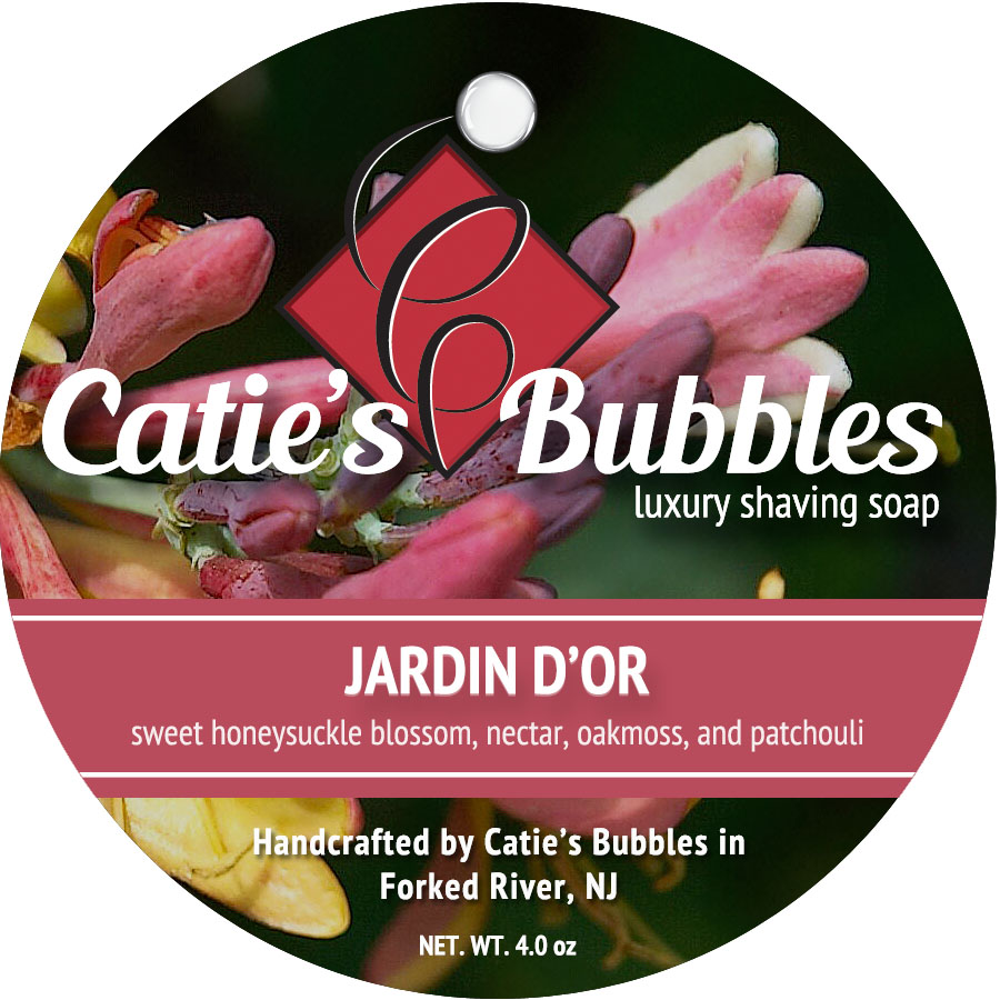 Catie's Bubbles - Jardin D'Or - Soap (Vegan) image