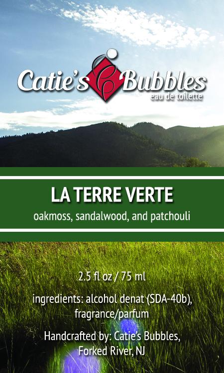 Catie's Bubbles - La Terre Verte - Eau de Toilette image