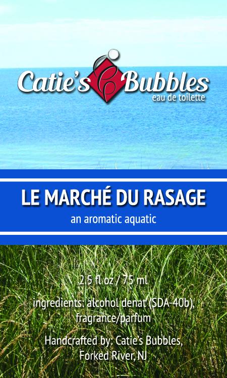 Catie's Bubbles - Le Marche du Rasage - Eau de Toilette image