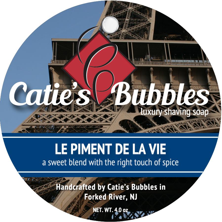 Catie's Bubbles - Le Piment de la Vie - Soap image