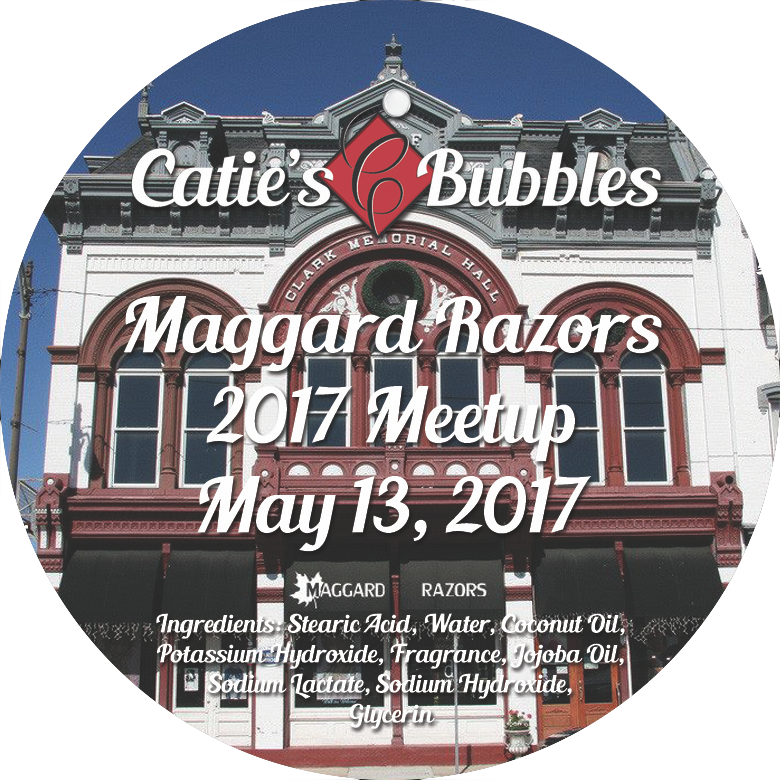 Catie's Bubbles - Maggard Meetup 2017 - Cream image