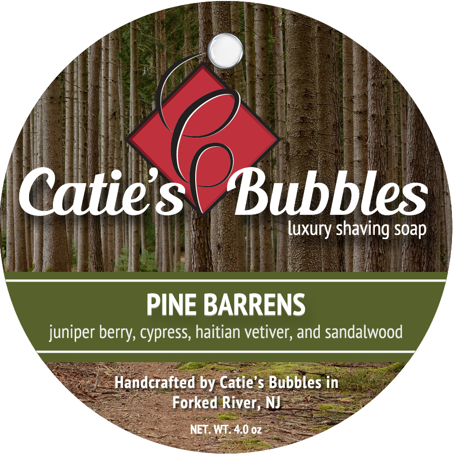 Catie's Bubbles - Pine Barrens - Soap image
