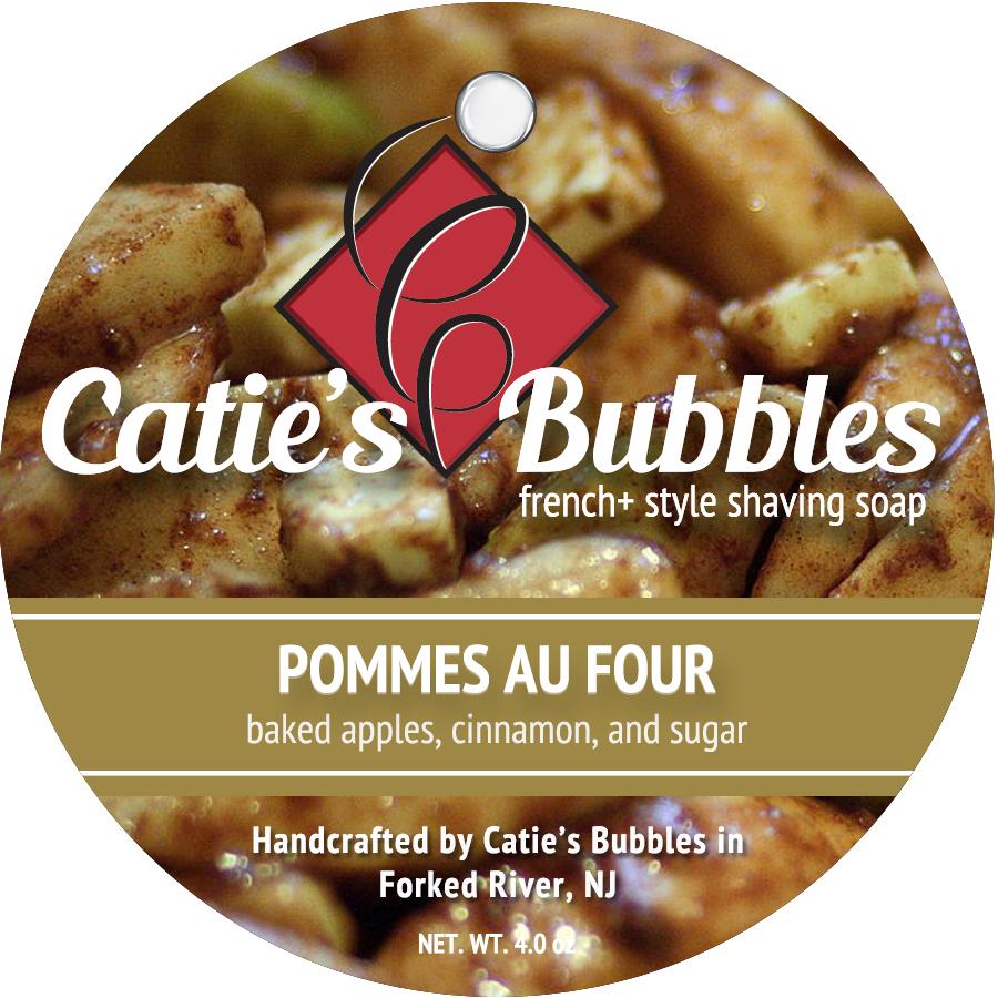 Catie's Bubbles - Pommes Au Four - Soap image