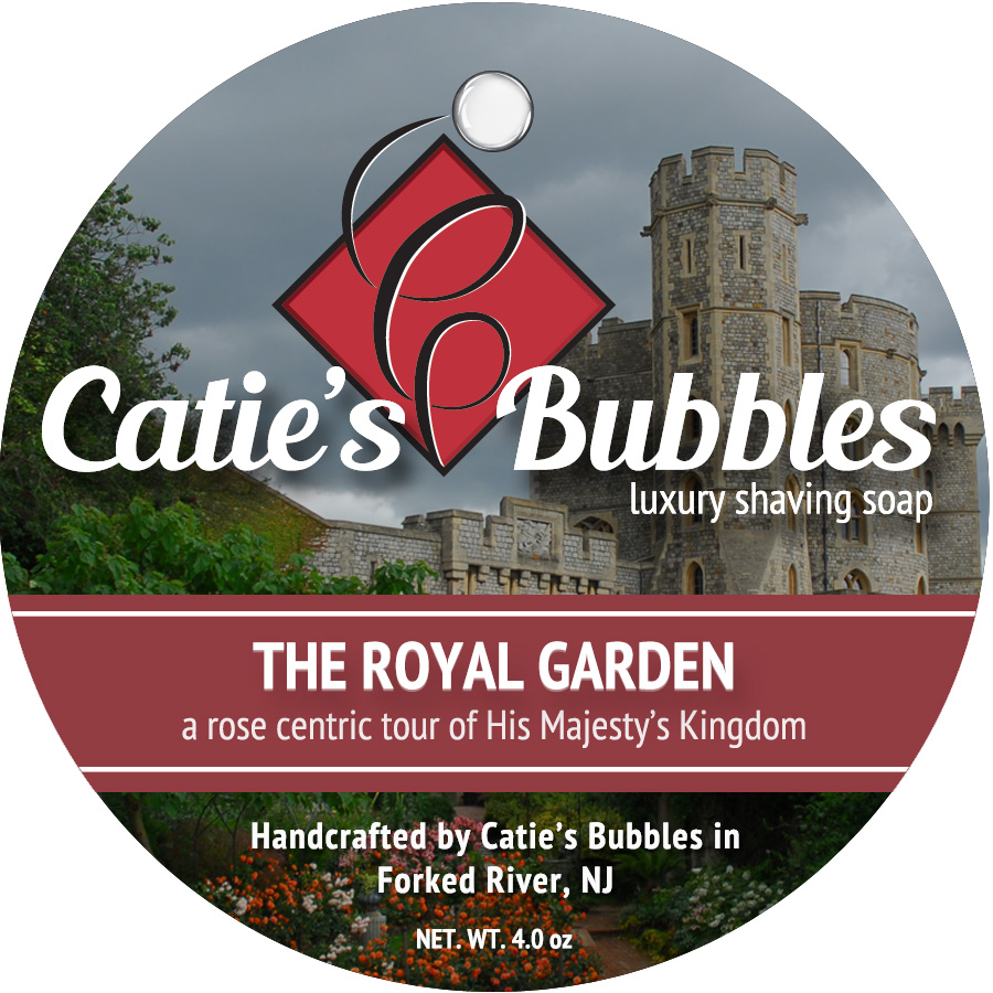 Catie's Bubbles - Catie's Bubbles - The Royal Garden - Soap image
