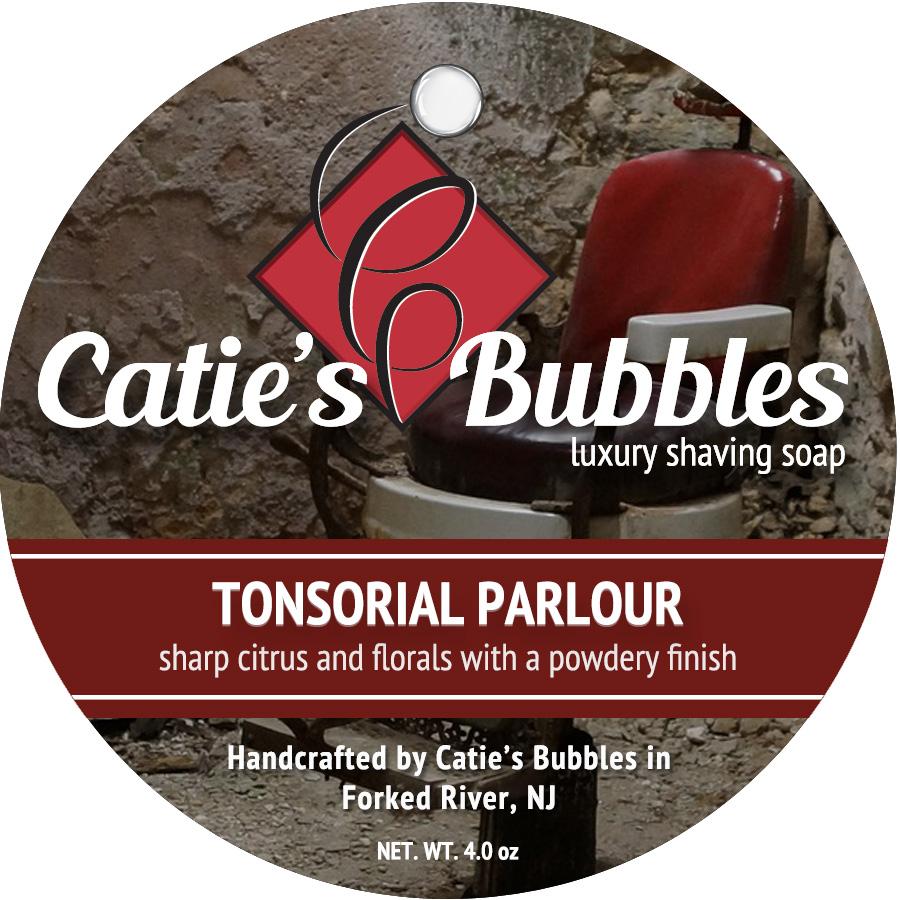 Catie's Bubbles - Tonsorial Parlour - Soap image