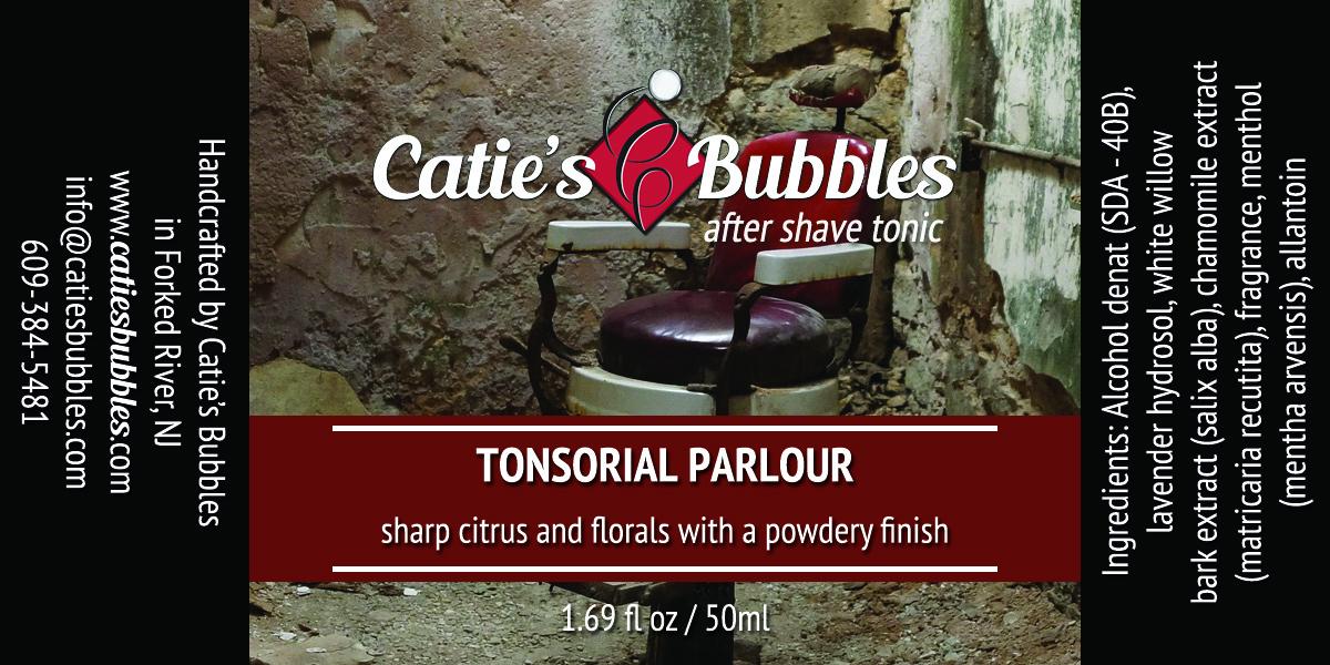 Catie's Bubbles - Tonsorial Parlour - Aftershave image