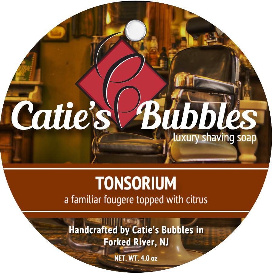 Catie's Bubbles - Tonsorium - Soap image