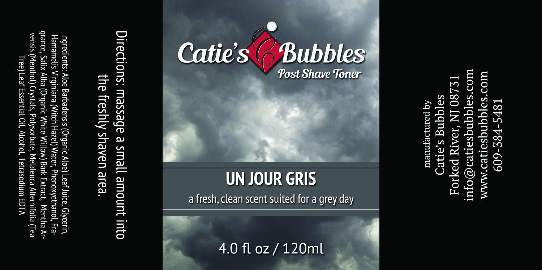 Catie's Bubbles - Un Jour Gris - Toner image