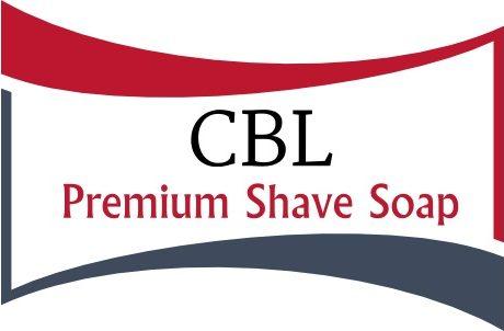 CBL Premium Shave Soap logo