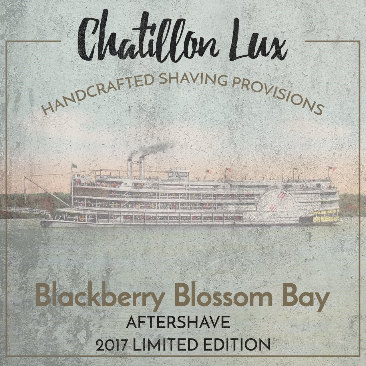 Chatillon Lux - Blackberry Blossom Bay - Aftershave image