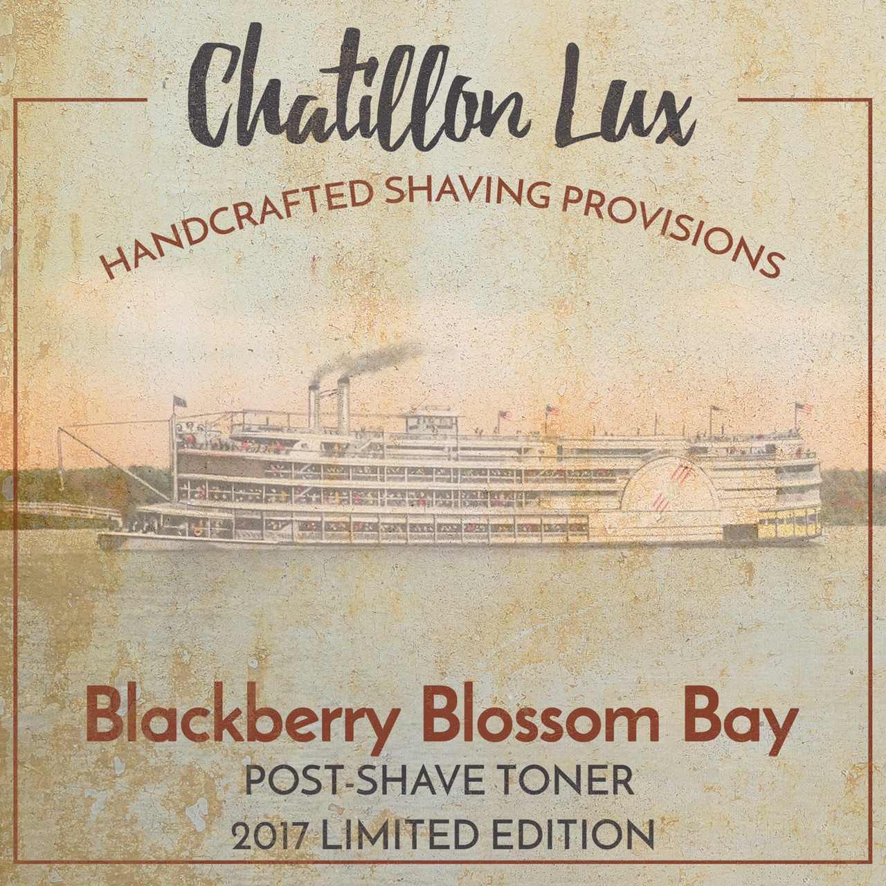 Chatillon Lux - Blackberry Blossom Bay - Toner image